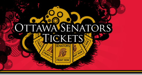 ottawa senator tickets