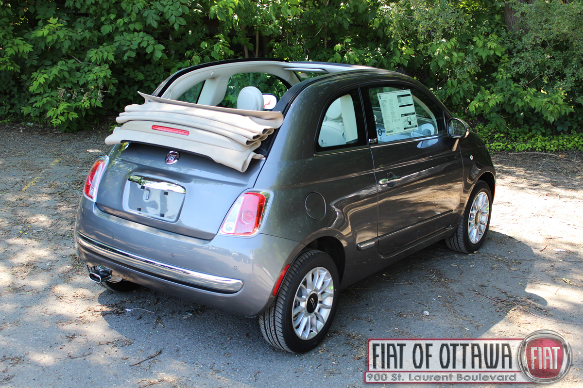 2013 fiat 500c lounge convertible ottawadodge. Black Bedroom Furniture Sets. Home Design Ideas