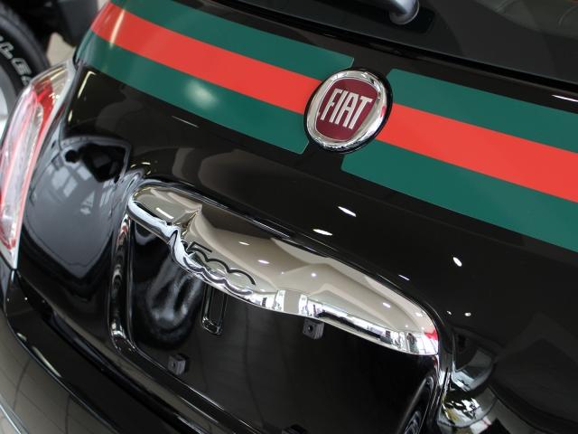 2013 FIAT 500 Gucci