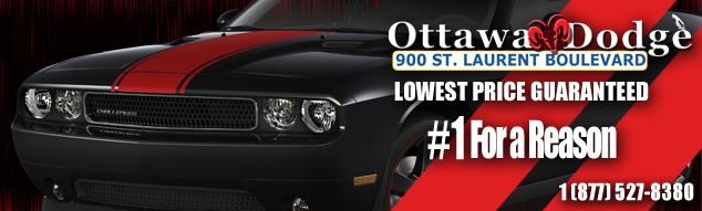 Ottawa Dodge Chrysler Jeep RAM FIAT Dealer