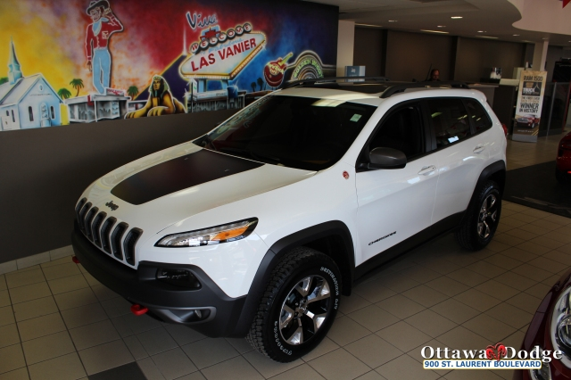 2014 Jeep Cherokee Trail Hawk Ottawa